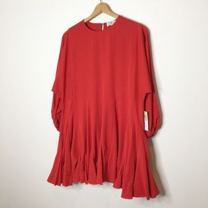 NWT Red Dress Boutique oversized dress size small